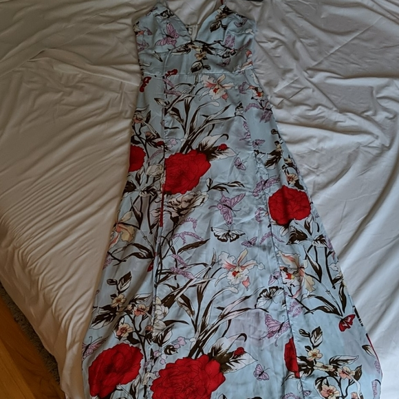 Parisian Works Dresses & Skirts - Parisian Floral butterfly dress